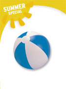 Sea items - Inflatable beach ball