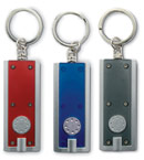 Key Holders - LED Torch Key Ring