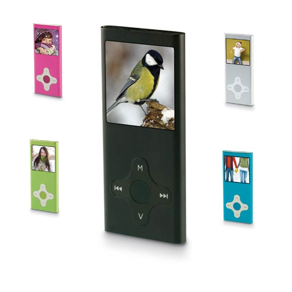 MP3 - RANGY MO2027 MP3 Player with Video Player with a 1.8